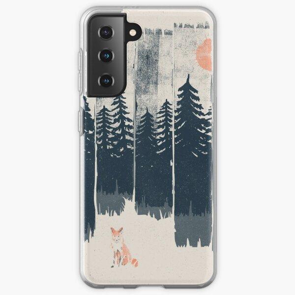 A Fox in the Wild... Samsung Galaxy Soft Case
