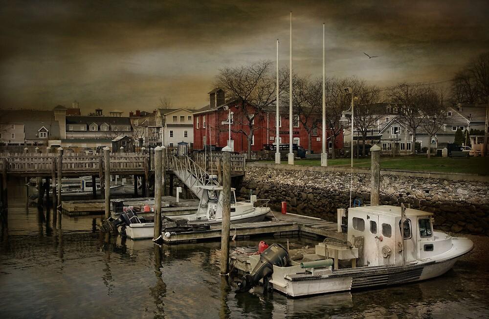 Homestead Dock by Robin-Lee