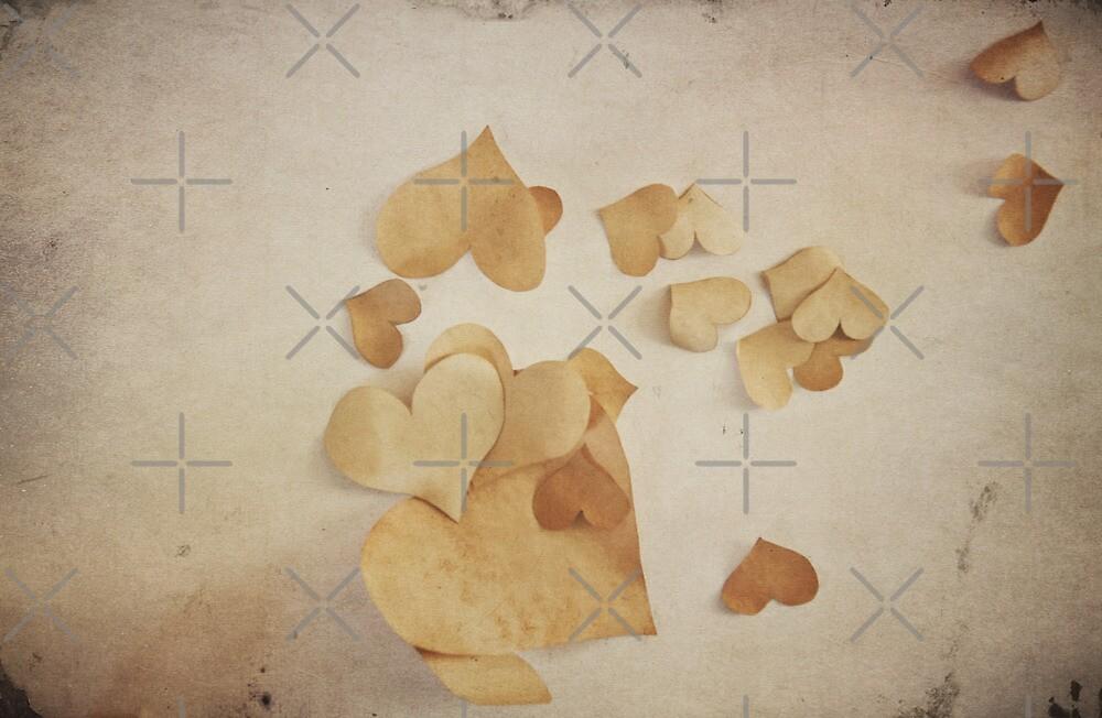 Paper Hearts by Denise Abé