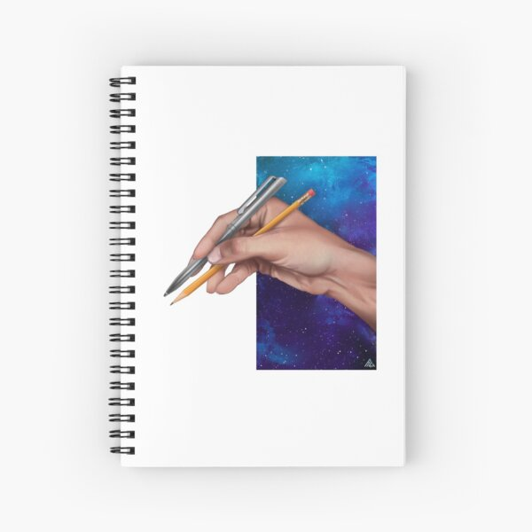 Stay Hungry Spiral Notebook