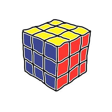 Cube Puzzle by JoeRogoff