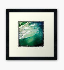 Puget Sound  Framed Print
