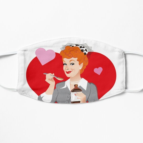 Heart Flat Mask