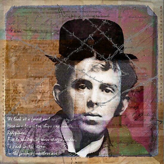 Osip Mandelstam by Mary Ann Reilly