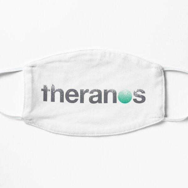 Theranos Logo Flat Mask