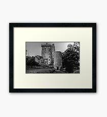 BLARNEY CASTLE,   COUNTY CORK,  IRELAND............! Framed Print
