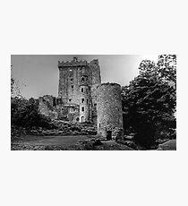 BLARNEY CASTLE,   COUNTY CORK,  IRELAND............! Photographic Print