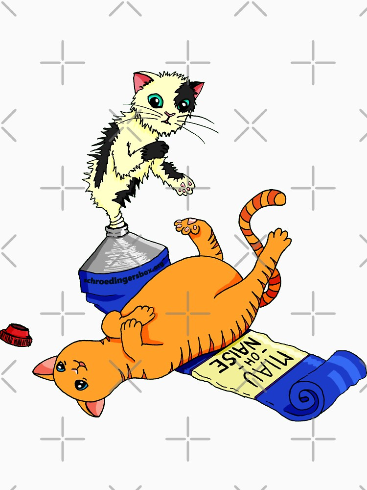 MIAU-OH-NAISE von Boxcats