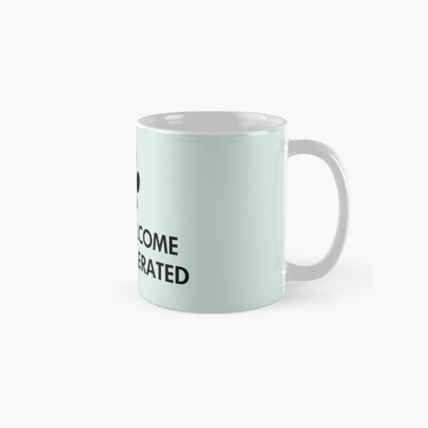 Dogs Welcome People Tolerated Classic Mug