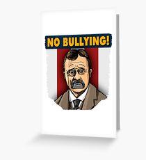 No Bullying Greeting Card