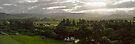 Macquarie Plains 4 shot Pano, Tasmania by Odille Esmonde-Morgan