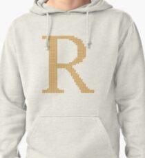 Weasley Sweater Letter R Pullover Hoodie