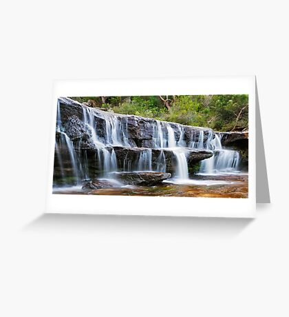 Wattamolla Creek Greeting Card