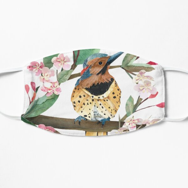 The Northern Flicker Mask