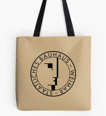 BAUHAUS WEIMAR (VINTAGE) Tote Bag