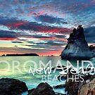 Coromandel Beaches by Ken Wright