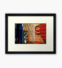 29 Framed Print