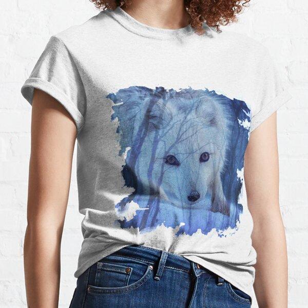 fox in the mist Classic T-Shirt