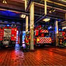 Fire Company by MarkusWill