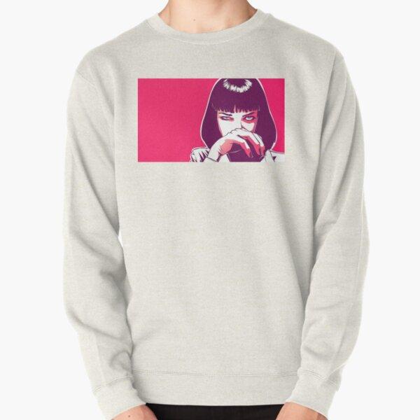 Mia Wallace Pulp Fiction Sweatshirt épais