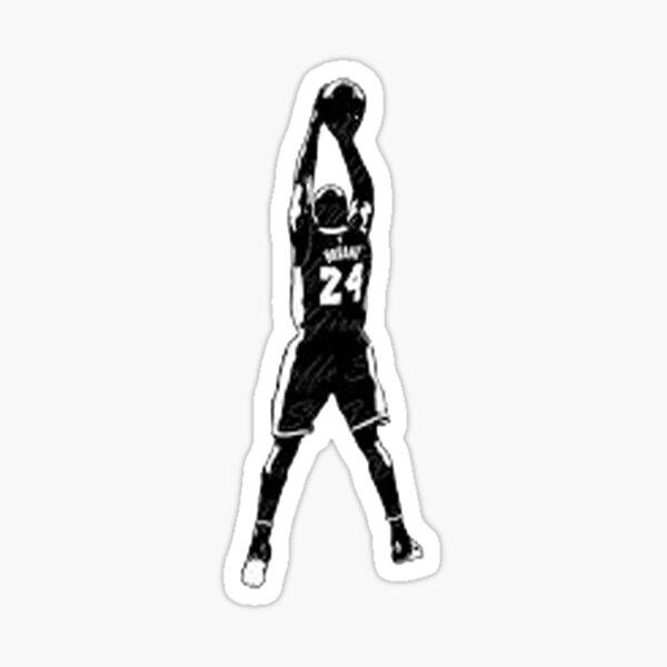 ¡Kobe Bryant! Pegatina