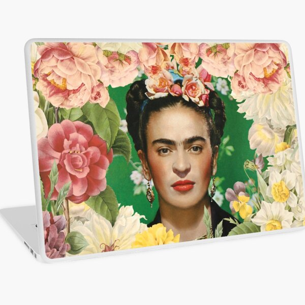 Frida Kahlo IV Laptop Skin