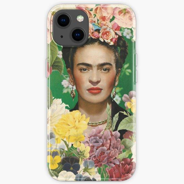 Frida Kahlo IV Coque souple iPhone