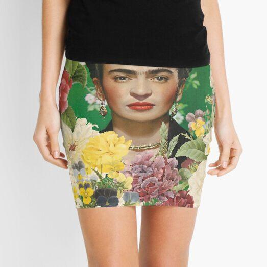 Frida Kahlo IV Minijupe