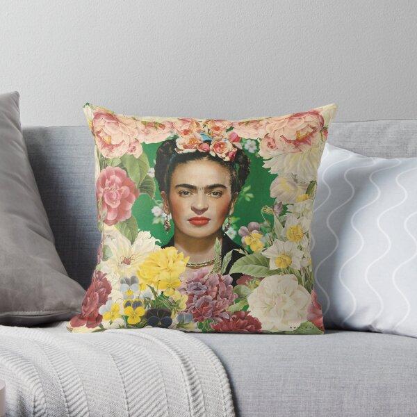 Frida Kahlo IV Coussin