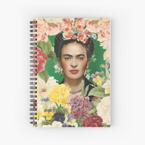 Frida Kahlo IV Spiral Notebook