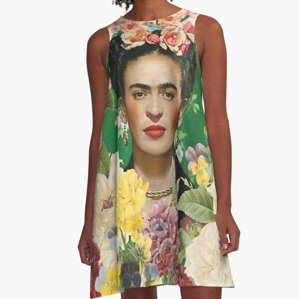 Frida Kahlo IV Robe trapèze