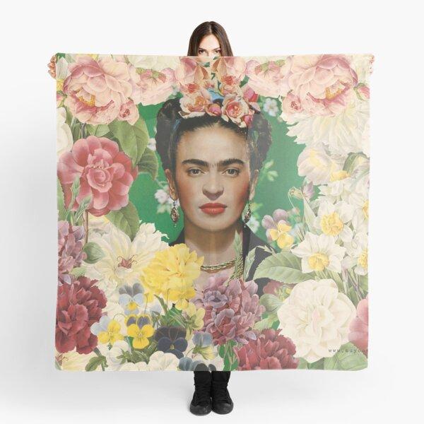 Frida Kahlo IV Scarf