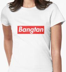 Höchster Bangtan Tailliertes T-Shirt