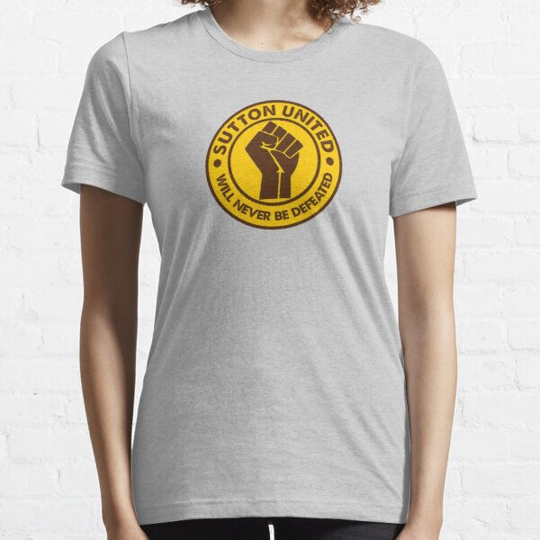 Never Defeated! Essential T-Shirt