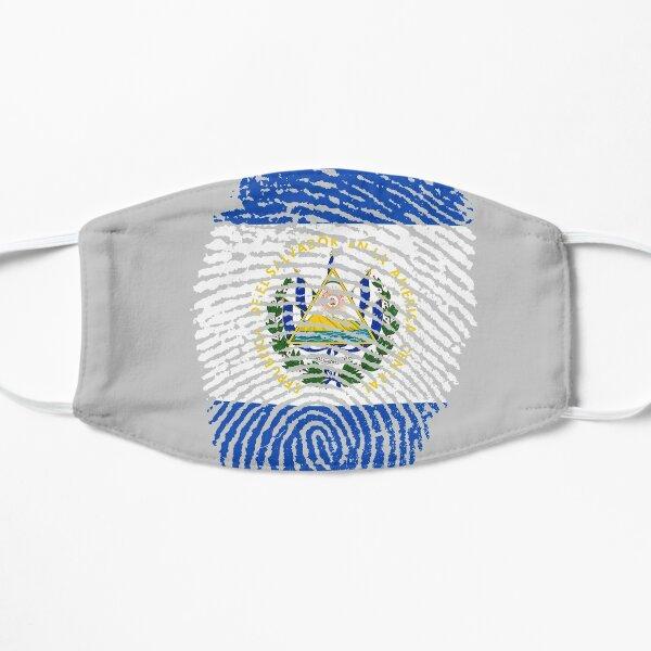 Identidad El Salvador Mascarilla plana