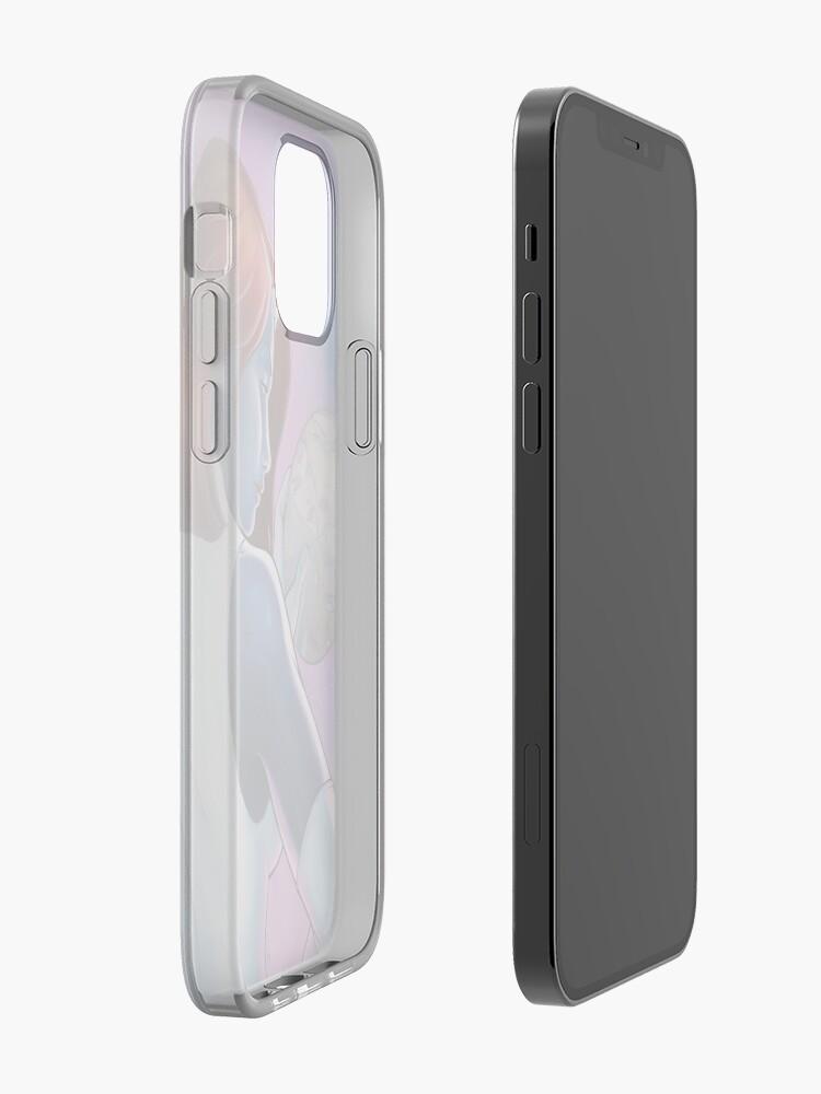 Alternate view of Mystique iPhone Case & Cover