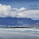 Table Mountain Panoramic by CollinScott