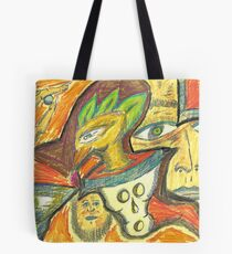 one size fits awe Tote Bag