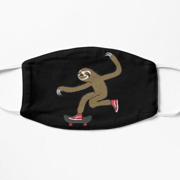 Skater Sloth Flat Mask