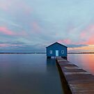 The Perth Boatshed by Adam Gormley