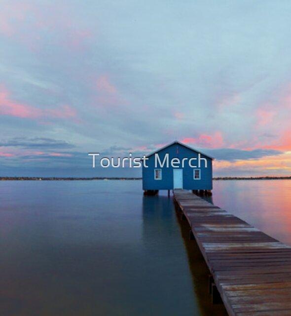 The Perth Boatshed von Adam Gormley