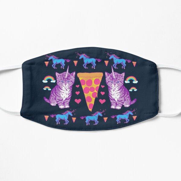 Kittycorn Pizza Rainbows Mask