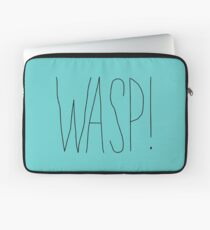 """Willy Bum Bum - """"Wasp!"""" Laptop Sleeve"""