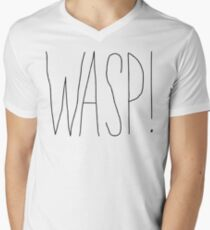 "Willy Bum Bum - ""Wasp!"" Men's V-Neck T-Shirt"