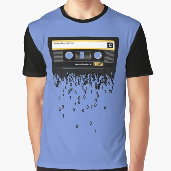 The death of the cassette tape. Graphic T-Shirt