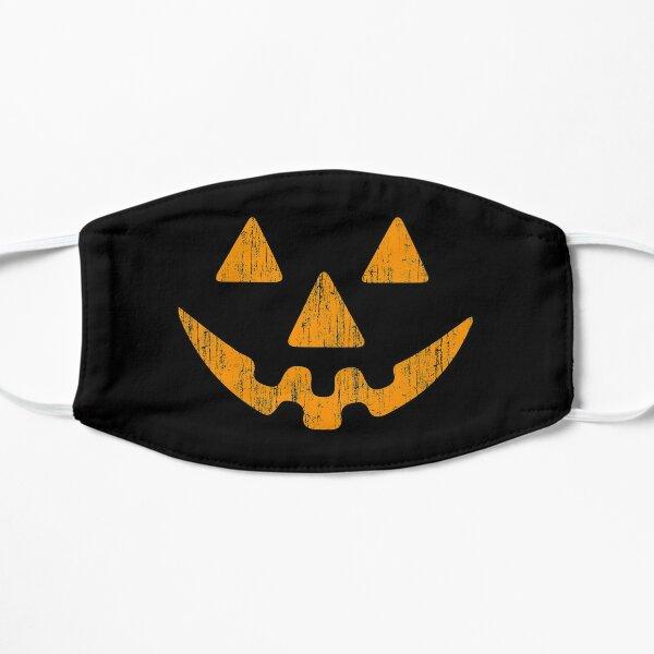 Pumpkin Face Halloween Dark Mask