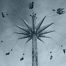 Spin City by retsilla