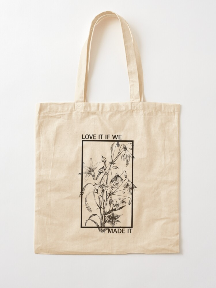 Alternate view of Love it If We Made It - The 1975 Tote Bag