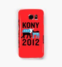 KONY 2012   iPhone 4/4S Cover Samsung Galaxy Case/Skin