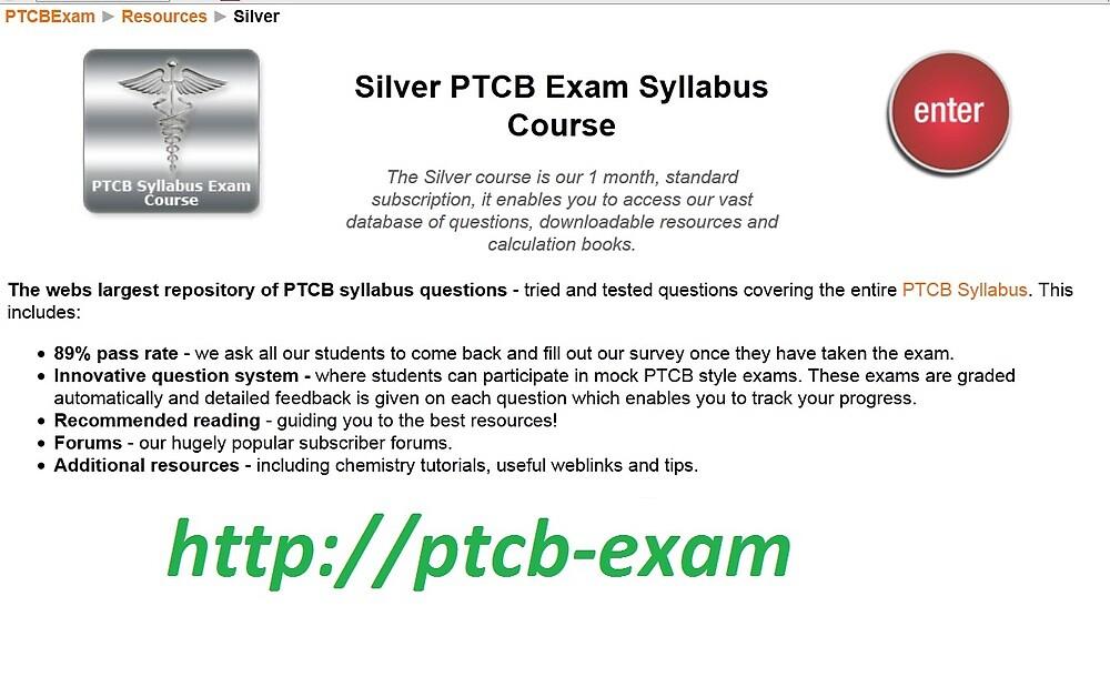PTCB Exam | PTCB Courses | PTCB Syllabus | PTCB Test | PTCB Questions by kingpars6